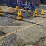 Leeds tarmac resurfacing