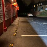 car park line marking in Leeds