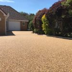 Resin Driveway near Manchester