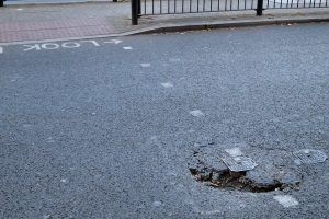 Repair a Pothole in Leeds