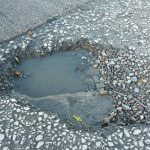 Pothole Repairs in Doncaster